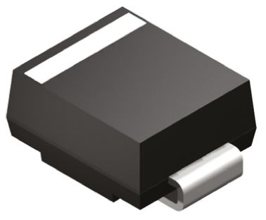 Diodes Inc Switching Diode, 1A 1000V, 2-Pin SMB RS1MB-13-F