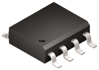 Potenciómetro digital de circuito integrado MCP4251-103-E//P 10kΩ SPI