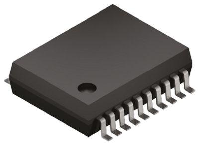 Toshiba モータドライバIC, 2.7~5.5 V, 20-Pin SSOP Stepper, 7mm, TB6608FNGC8,EL,HJ