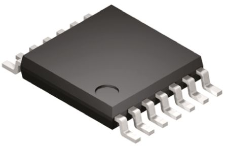 ON Semiconductor NCP3011DTBR2G, PWM Controller 400 kHz 14-Pin, TSSOP