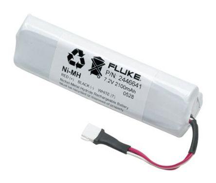 Fluke TI20-RBP Thermal Imaging Camera Battery Pack, For Use With Fluke TI10, Fluke TI20, Fluke TI25, Fluke TIR, Fluke
