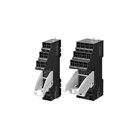 Hongfa europe gmbh 8 pin relay socket din rail for use with hf10ff omron 8 pin relay socket din rail for asfbconference2016 Choice Image