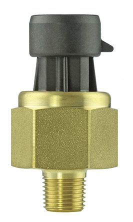 Honeywell Absolute for Various Media Pressure Sensor, 250psi Max Pressure  Reading , 4 75 → 5 25 V dc, NPT 1/8,