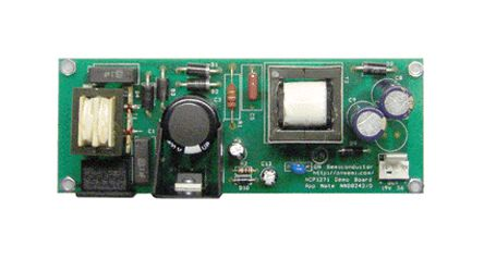 ON Semiconductor NCP1271ADAPGEVB PWM Controller for NCP1271 Evaluation Board