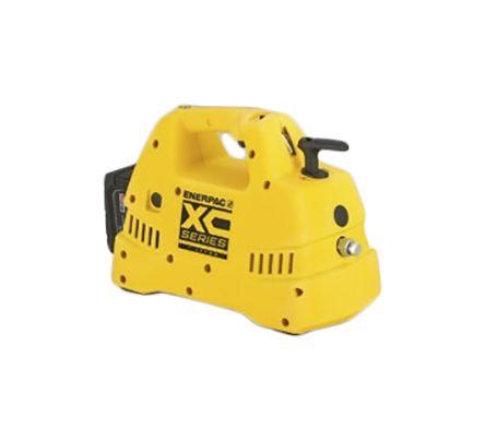 XC1201ME, Single Speed, Hydraulic Hand Pump, 1L, 100mm Cylinder Stroke, 700 bar product photo