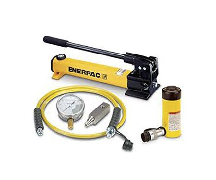 Enerpac Single, Portable Portable Hydraulic Cylinder - Lifting Type,  SCR156H, 15t, 152mm stroke