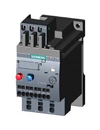 Siemens Overload Relay NO/NC, 5 A, 3 A