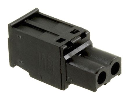 Removable Connector 2 Pos Screw Terminal