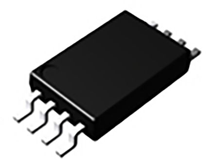 BU9873FVT-GE2, Real Time Clock (RTC) Serial-I2C, 8-Pin TSSOP