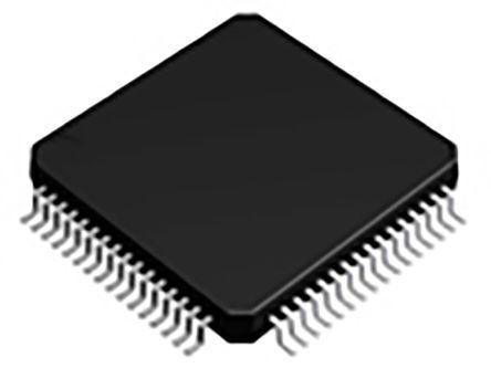 BU9799KV-E2, LCD Driver 200-Segments, 2.5 → 5.5 V, 64-Pin VQFP
