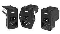 TE Connectivity, Corcom P 3A 250 V ac 50/60Hz Power Line Filter