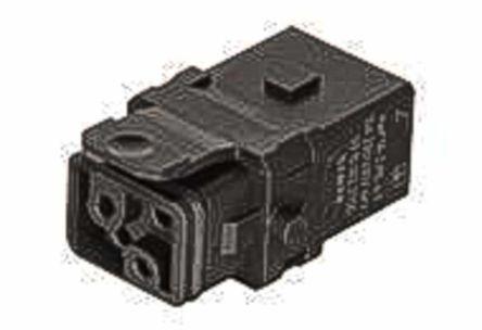 Han 1A-2+PE-S-f  latch