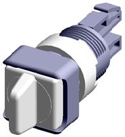 Modular Switch Body, IP65 (Front); IP40 (Back), Latching for use with A01 Series -20°C +55°C