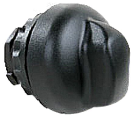 3 Position Selector Switch Head Standard Handle Black Left Latching Right Spring Return product photo