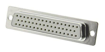 Panel Mounting D Socket 25 Way