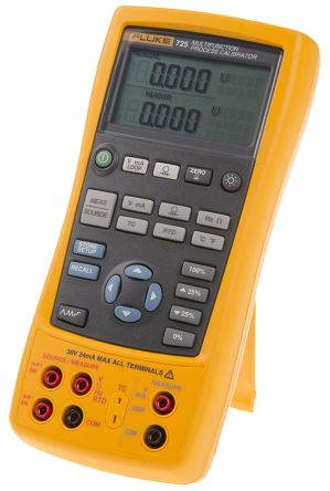 Fluke 725 Multi Function Calibrator 30V 24A