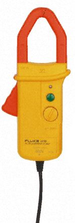 Fluke I410 Multimeter Current Clamp Adapter, 400A dc, 400A ac, 30mm With RS Calibration