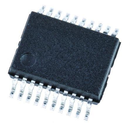 Texas Instruments SN74AHC245NS, 1 Bus Transceiver, Bus Transceiver, 8-Bit Non-Inverting CMOS, 20-Pin SOP