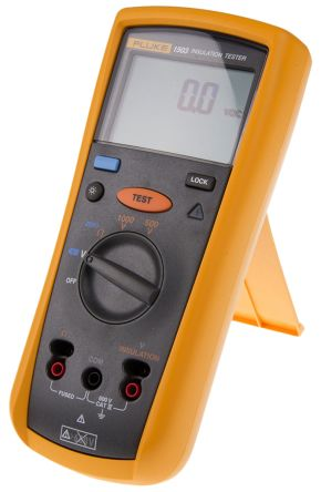 Fluke 1503, Insulation Tester 2GΩ CAT III 600 V, CAT IV 600 V UKAS Calibration