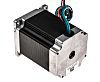 RS PRO Hybrid, Permanent Magnet Stepper Motor 1.8°, 1.89Nm, 3.2 V, 2.8 A, 4 Wires