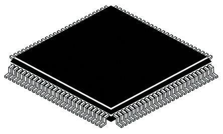 TMS320LF2406APZA Texas Instruments, 16bit DSP 40MHz 64 kB Flash EEPROM 100-Pin LQFP