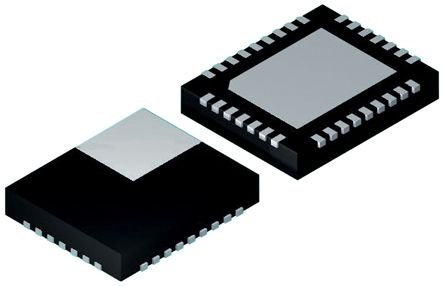 Texas Instruments DS90LV804TSQ/NOPB, LVDS Buffer & Repeater Quad CML, LVDS, LVPECL, 32-Pin LLP