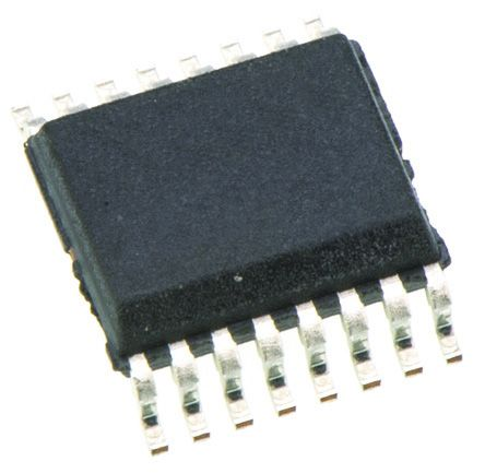 Texas Instruments INA2126E/250 Dual Instrumentation Amplifier, 0.25mV Offset, 3 to 28V, 16-Pin SSOP
