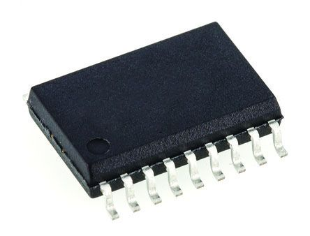 Texas Instruments UC3526DW, Dual PWM Voltage Mode Controller, 100 mA, 400 kHz 18-Pin, SOIC