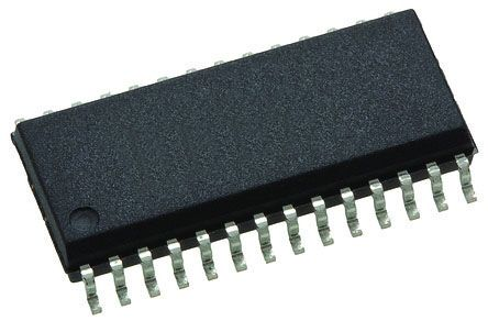 Texas Instruments UC3875DWP, Quad PWM Soft Switching Controller, 1000 kHz 28-Pin, SOIC