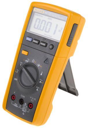 Fluke 233 Handheld Digital Multimeter, 10A ac 1000V ac 10A dc 1000V dc