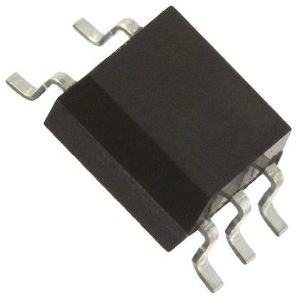 Toshiba 東芝 フォトカプラ, トランジスタ出力 1, 5-Pin 表面実装, TLP116AEO