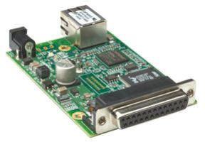 Lantronix UD110000B-01 Networking Module, 10 Base-T, 100 Base-TX