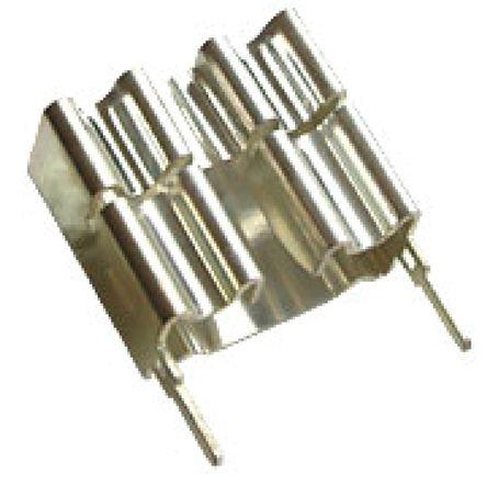 Heatsink, TO-220, 20.3°C/W, 11 x 22 x 24mm, PCB Through Hole