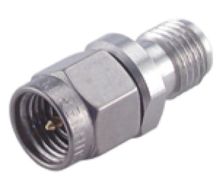 Straight 50O RF Adapter PC3.5 Plug to PC3.5 Socket 0 -> 33GHz product photo