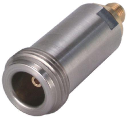 Straight 50O RF Adapter Type N Plug to SMA Plug 0 -> 18GHz product photo