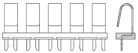 Molex 94234-1005 Test Lead Wire