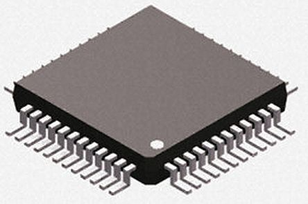 THS8135PHP, Video DAC, 10 bit- 240Msps 0.015μs Serial (SPI), 48-Pin HTQFP