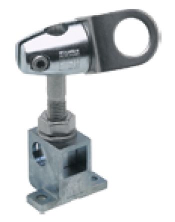 ifm Electronic Mounting Bracket, For Use With Type IG, Type KG, Type OG product photo