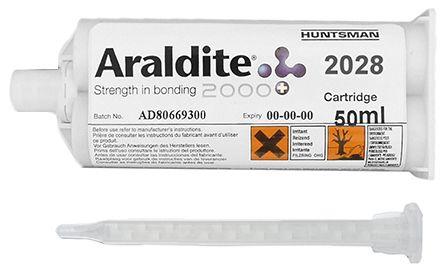 Araldite Transparent Cartridge Liquid Polyurethane Glue for PC, PMMA