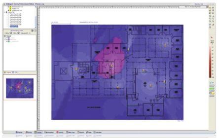 AM/A4012 | Fluke Networks AM/A4012/RS AirMagnet Planer für WiFi ...