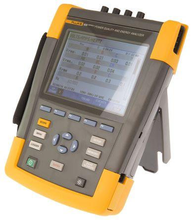 Fluke 435 Power Quality Analyser RS Calibration