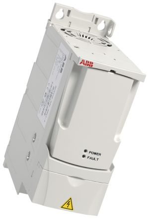 ABB ACS310 Inverter Drive 0.37 kW with EMC Filter, 1-Phase In, 200 → 240 V, 2.4 A, 0 → 500Hz Out