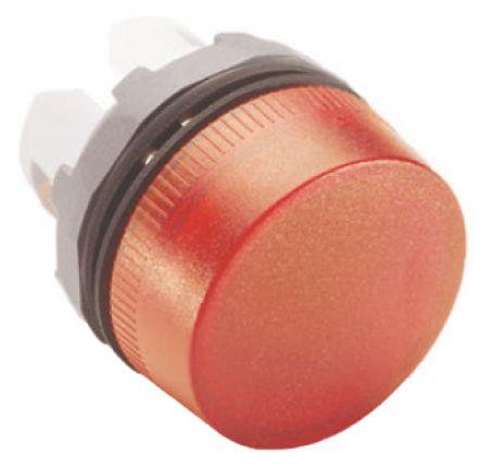 ABB ABB Modular Series, Red Pilot Light Head, 22mm Cutout