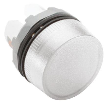 ABB ABB Modular Series, Clear Pilot Light Head, 22mm Cutout