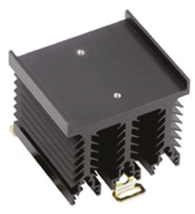 Chassis, DIN Rail Solid State Relay Heatsink for use with SC Relay, SC Series, SO Relay
