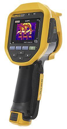 Fluke TI400 Thermal Imaging Camera, Temp Range: -20 → +1200 °C 320 x 240pixel RS Cal