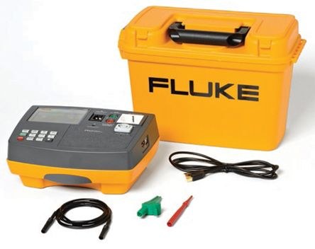 Fluke 6200 PAT Testing Kit RS Calibration