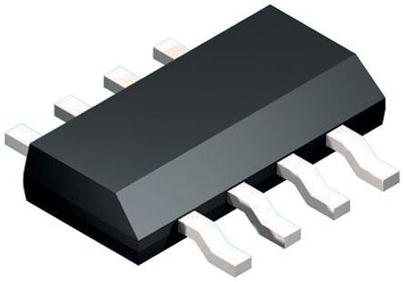 Texas Instruments SN74LVC1G123DCTR Monostable Multivibrator 32mA, 8-Pin SM