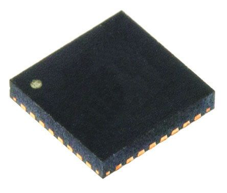 TLV320DAC3120IRHBT, Audio Converter DAC Octal 24 bit-, 192ksps Serial (I2C/SPI), 32-Pin QFN