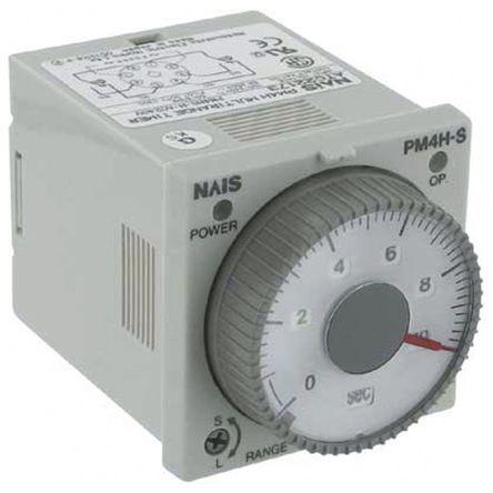 PM4HSHAC240V Panasonic Panasonic Power ON Delay Single Timer